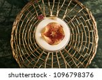 freshly vera cocktail on stand... | Shutterstock . vector #1096798376
