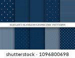 collection of elegant vector... | Shutterstock .eps vector #1096800698