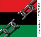 juneteenth  freedom day.... | Shutterstock .eps vector #1096802438