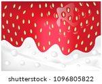 color vector illustration of... | Shutterstock .eps vector #1096805822