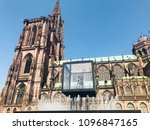 architecture in france | Shutterstock . vector #1096847165