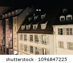 architecture in france | Shutterstock . vector #1096847225