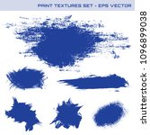 high quality vector paint... | Shutterstock .eps vector #1096899038