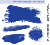high quality vector paint... | Shutterstock .eps vector #1096899062