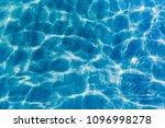 background shot of aqua sea... | Shutterstock . vector #1096998278