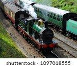 horsted keynes  west sussex  ... | Shutterstock . vector #1097018555