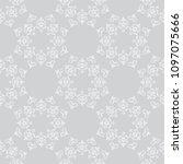 light gray vector seamless...   Shutterstock .eps vector #1097075666