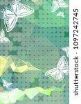 abstract vertical background...   Shutterstock .eps vector #1097242745