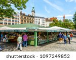 munich  germany   may 22  view... | Shutterstock . vector #1097249852
