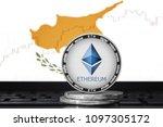 ethereum  eth  cryptocurrency ... | Shutterstock . vector #1097305172