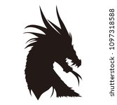 Dragon Animals Vector Logo