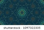 Abstract Islamic Pattern ...