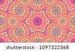 abstract islamic pattern ... | Shutterstock . vector #1097322368