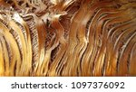 Palm Bark Texture In Shades Of...