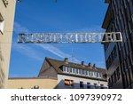dortmund  ruhr area  north... | Shutterstock . vector #1097390972
