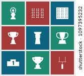 championship icon. collection... | Shutterstock .eps vector #1097395232