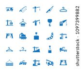hook icon. collection of 25... | Shutterstock .eps vector #1097399882