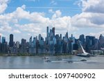 new york  ny   usa   may 23rd ... | Shutterstock . vector #1097400902