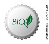 vector illustration of bio... | Shutterstock .eps vector #109741685