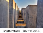 Blocks At The Memorial To The...