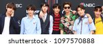 Small photo of LAS VEGAS - MAY 20: BTS, Jin, Suga, J-Hope, RM, Jimin, V, Jungkook, Rap Monster at the 2018 Billboard Music Awards at MGM Grand Garden Arena on May 20, 2018 in Las Vegas, NV