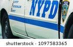new york   jun 14  new york... | Shutterstock . vector #1097583365