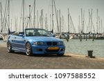 netherlands 20 may  2018  bmw... | Shutterstock . vector #1097588552