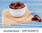 dates as source vitamins ...   Shutterstock . vector #1097633072