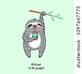 Vector Summer Illustration Of...