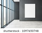 empty unfurnished office... | Shutterstock . vector #1097650748