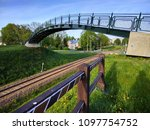 zamosc  poland   may 1  2018 ...   Shutterstock . vector #1097754752