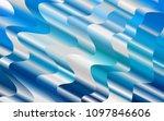 light blue vector template with ... | Shutterstock .eps vector #1097846606