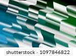 light blue  green vector... | Shutterstock .eps vector #1097846822