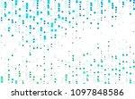 light blue vector background of ... | Shutterstock .eps vector #1097848586