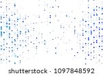 light blue vector background of ... | Shutterstock .eps vector #1097848592
