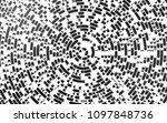 light silver  gray vector... | Shutterstock .eps vector #1097848736