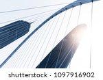 one corner of the urban...   Shutterstock . vector #1097916902