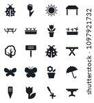 set of vector isolated black... | Shutterstock .eps vector #1097921732