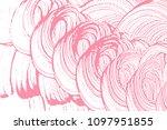 natural soap texture. amusing... | Shutterstock .eps vector #1097951855