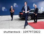 dutch finance minister wopke...   Shutterstock . vector #1097972822