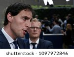 dutch finance minister wopke...   Shutterstock . vector #1097972846