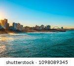 durban  south african coastline | Shutterstock . vector #1098089345