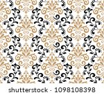 wallpaper in the style of... | Shutterstock .eps vector #1098108398