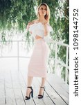 fashion lifestyle portrait of...   Shutterstock . vector #1098144752