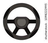 car wheel control icon | Shutterstock .eps vector #1098222995