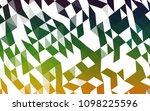 dark multicolor  rainbow vector ... | Shutterstock .eps vector #1098225596