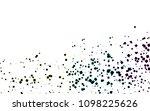 light multicolor  rainbow... | Shutterstock .eps vector #1098225626