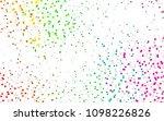 light multicolor  rainbow... | Shutterstock .eps vector #1098226826
