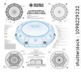 engineering prototype of kit...   Shutterstock .eps vector #1098229232