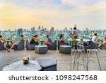 bangkok   thailand may 19  2018 ... | Shutterstock . vector #1098247568